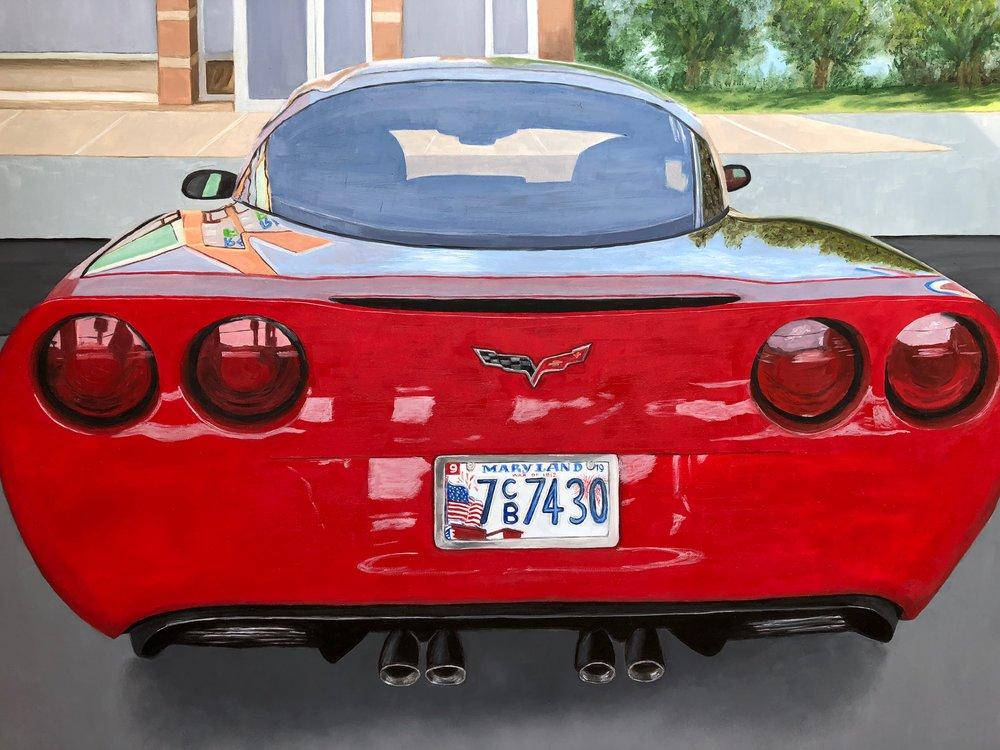 Corvette Reflections