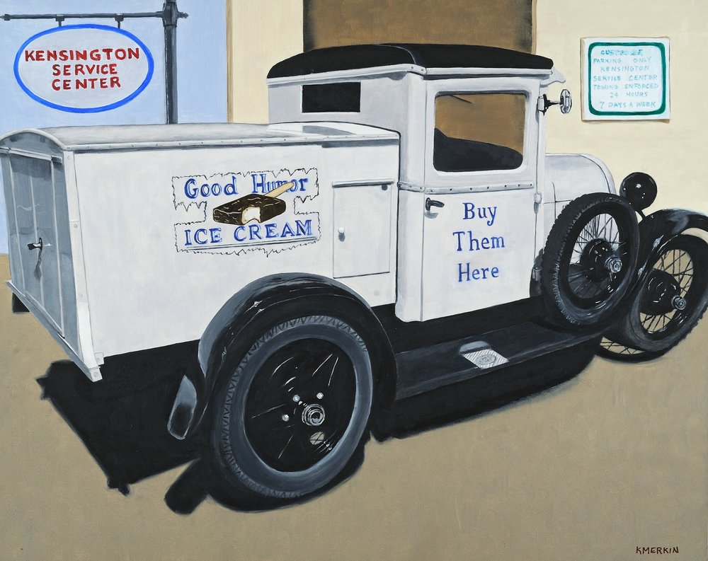 Kensington's First Food Truck