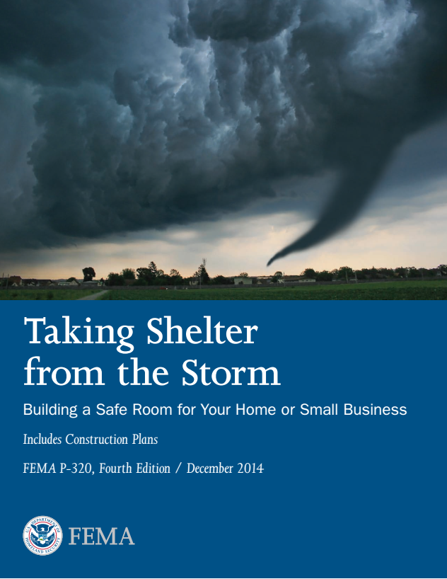 Building a Safe Room for Your Home or Small Business