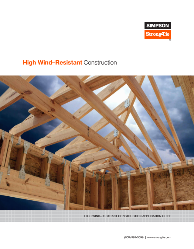 High Wind-Resistant Construction