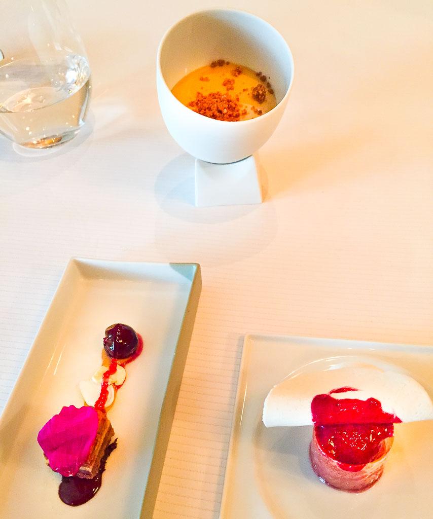 7th Course: Dessert part deux, 8/10