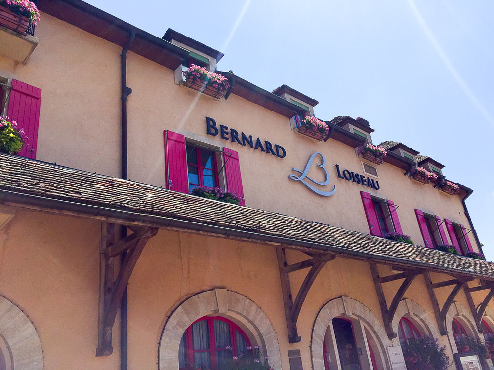 Bernard Loiseau Exterior