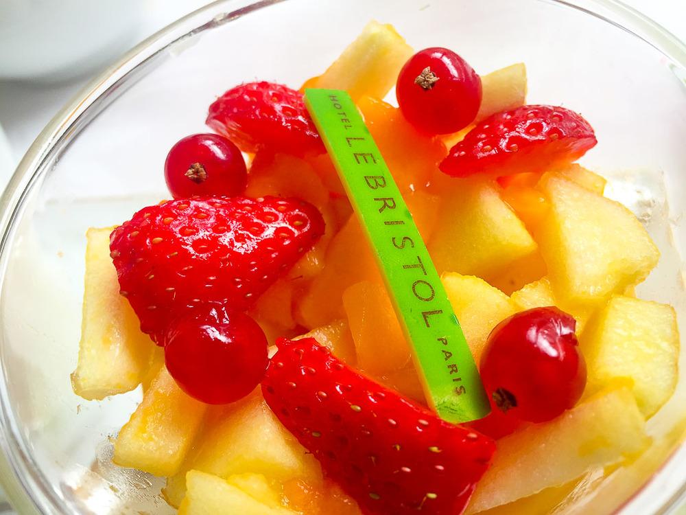 Branded Fruit Plate