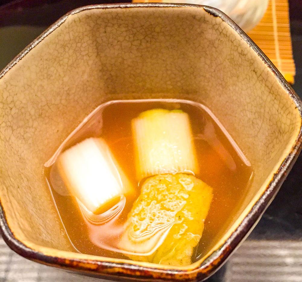 4th Course: Onion Soup, 7/10