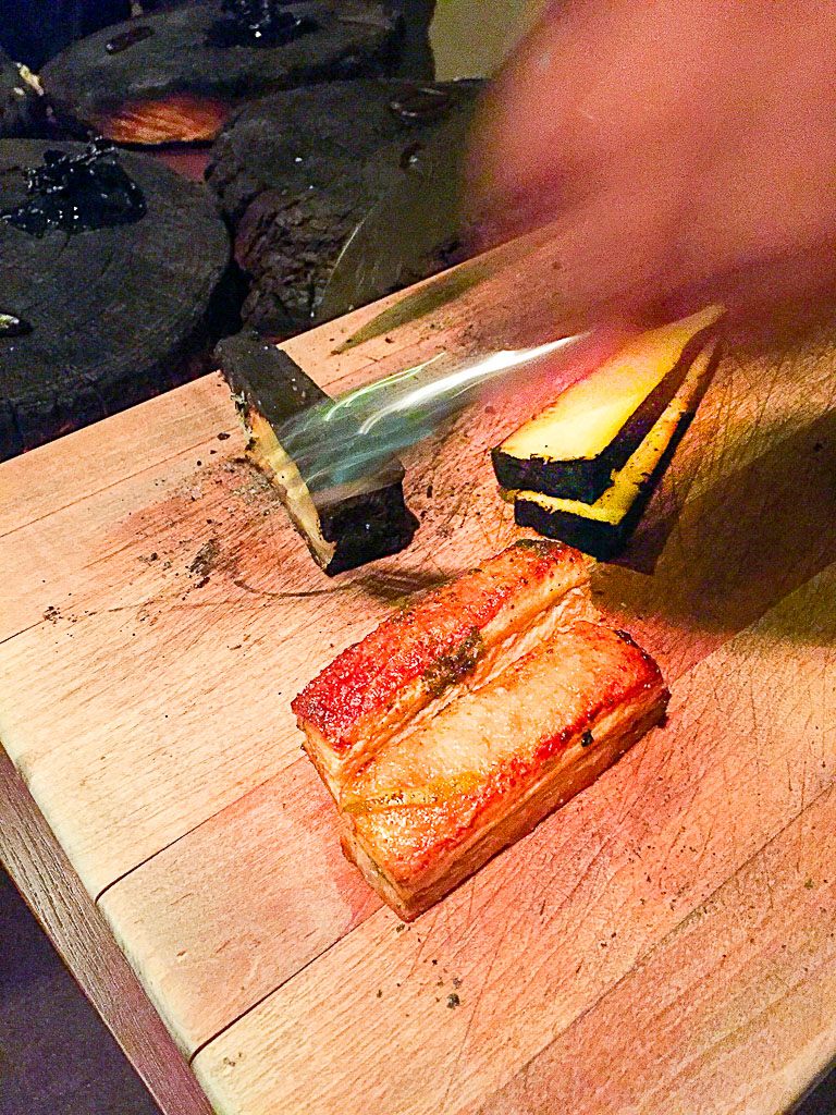 10th Course: Pork Belly, 10/10