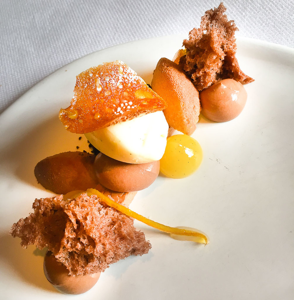 Course 5B: Chocolate + Orange, 8/10