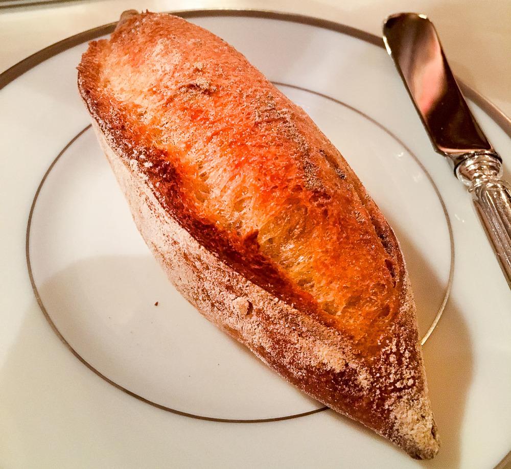 Bread; stale