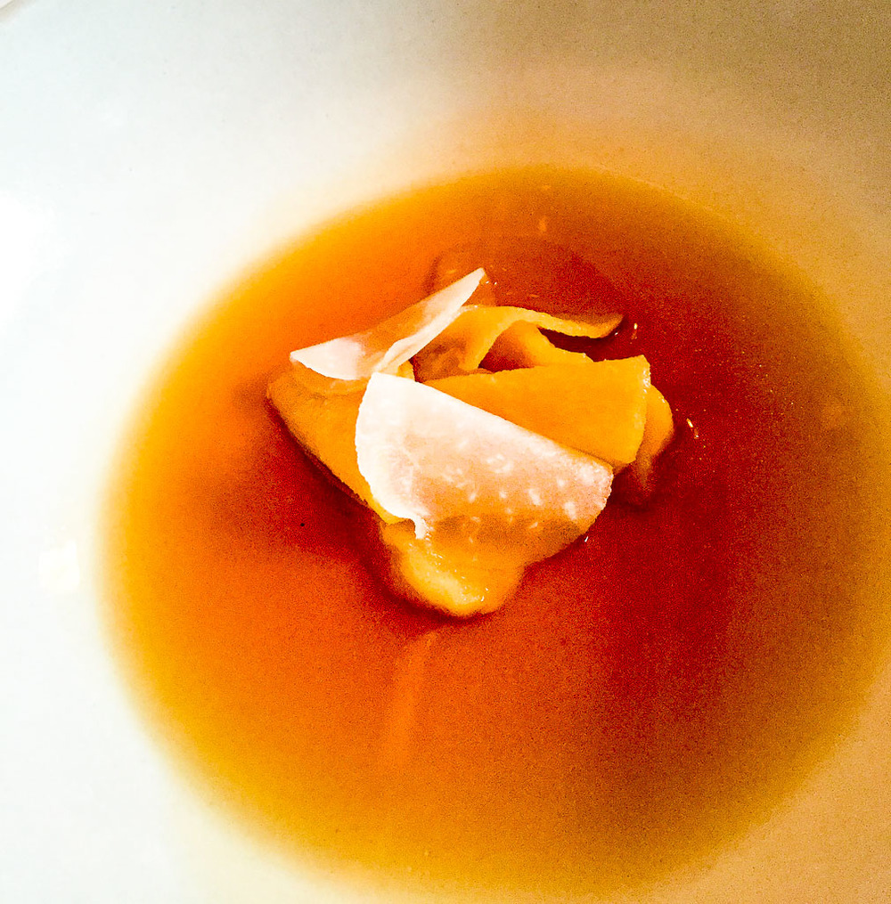 Course 3 Post-Broth