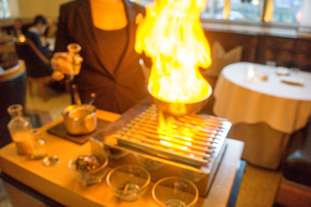 Course 6, with fire