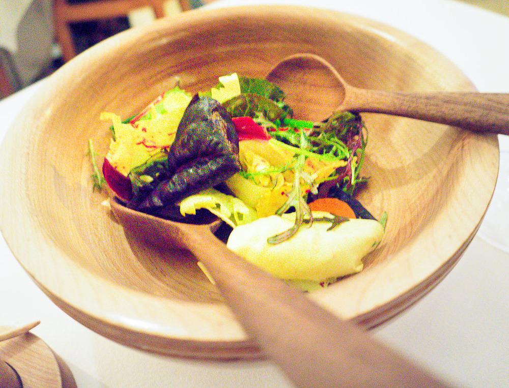 Course 9B: Salad, 9/10