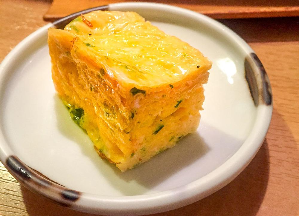 Course 2: Egg Cake, 9/10