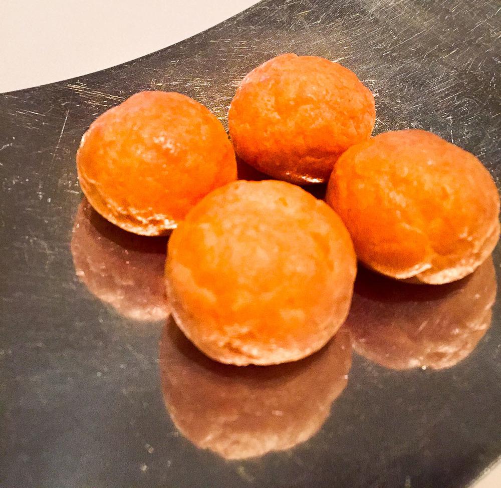 First Bites Part 2: Gougère Cheese Balls, 8/10