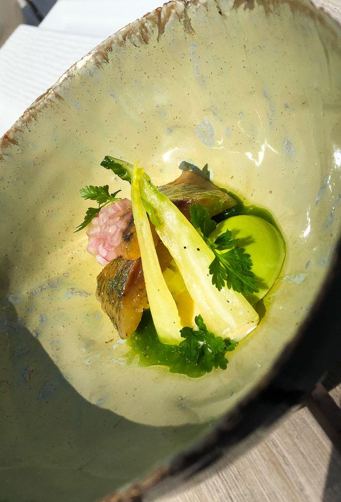 Course 1: Herring + Lettuce, 10/10
