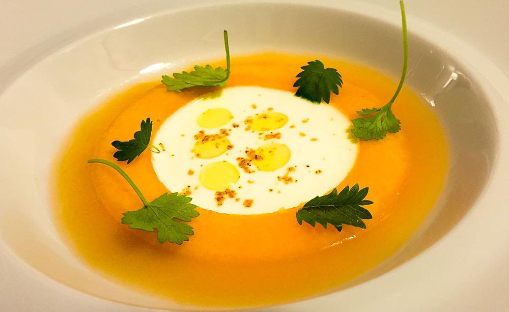 Course 1: Melon Soup, 9/10
