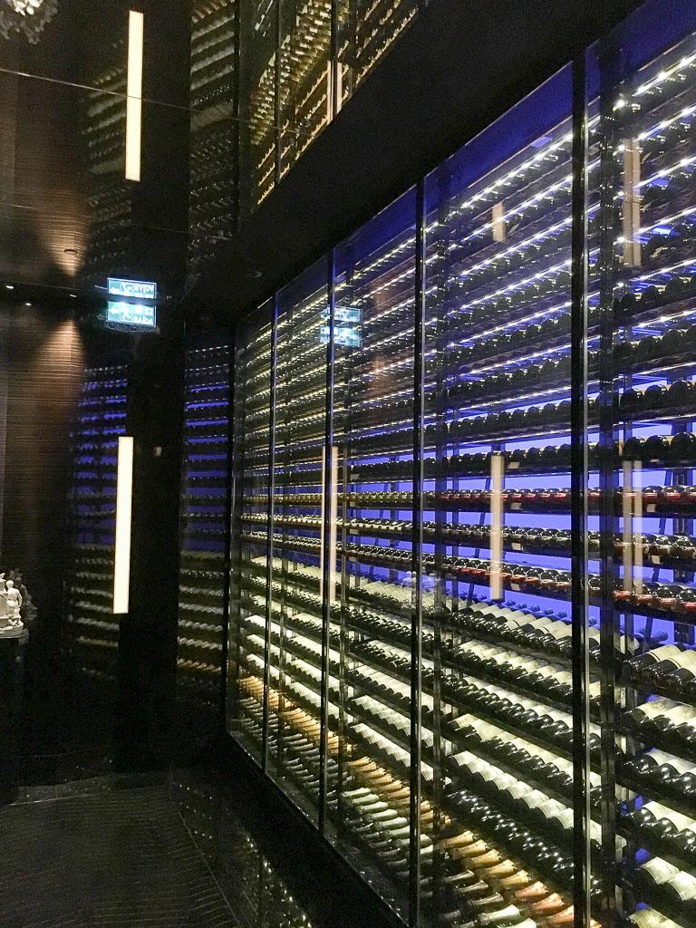 Robuchon au Dôme Wine Coolers