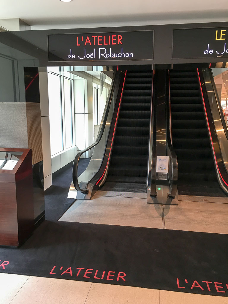Main Elevator Entrance
