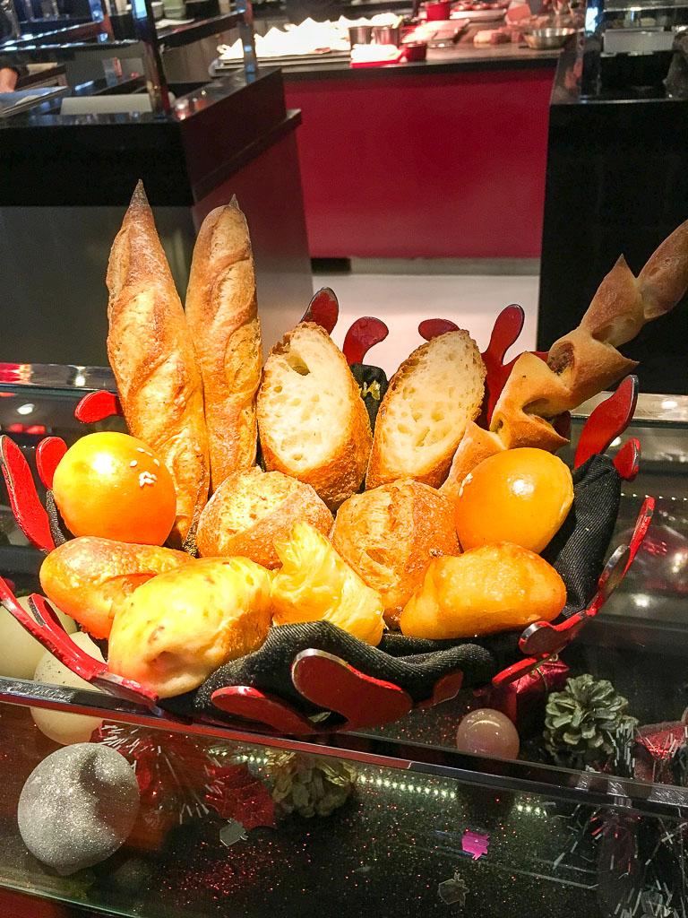 An Enormous Cornucopia of Bread, 8/10