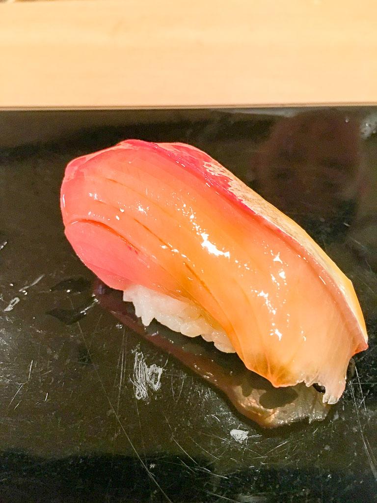 Course 2: Sumi-Ika, 9/10