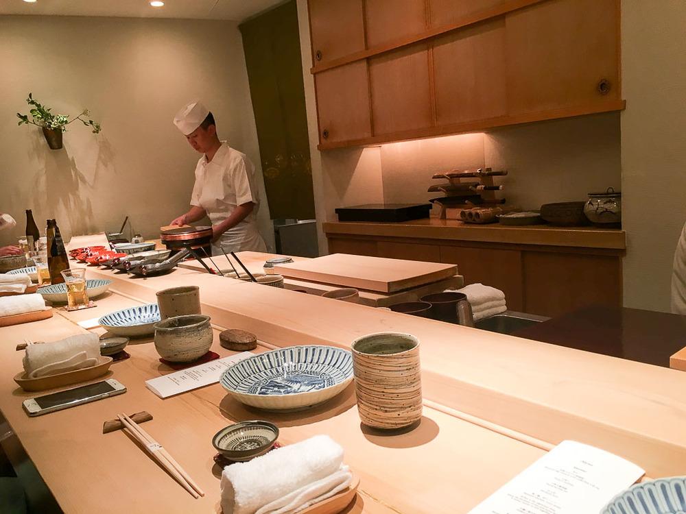 Yoshitake Chef's Counter