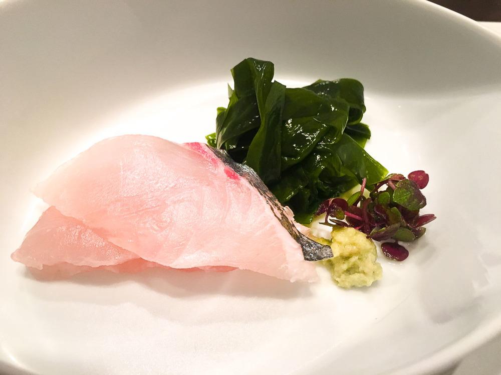 Course 2: Sashimi, 8/10