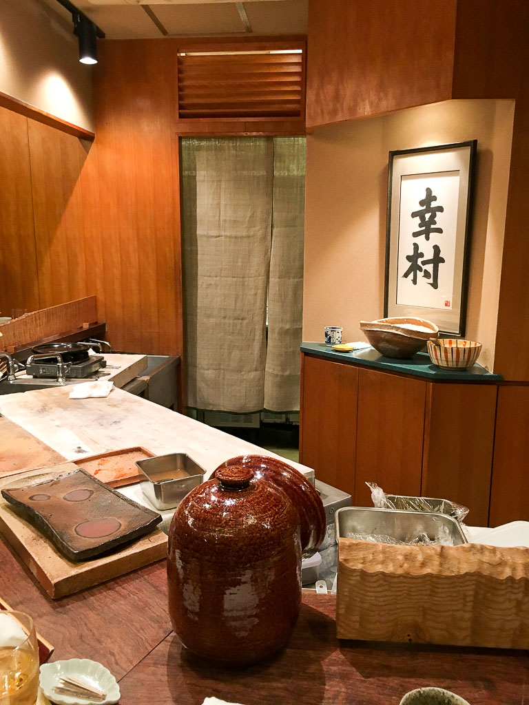 Yukimura Chef's Table