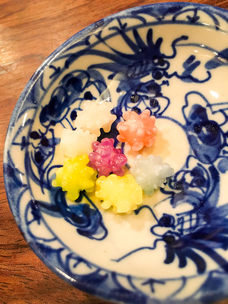 Course 10: Sugar Candy, 8/10