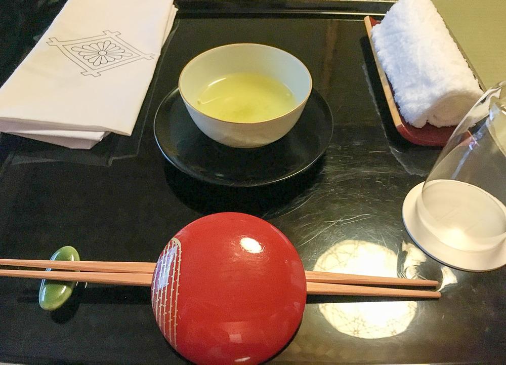 First Sip: Puffed Rice Tea, 8/10