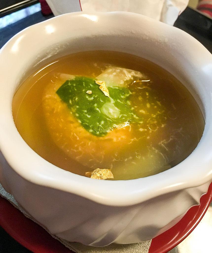 Course 4: Duck Soup, 8/10