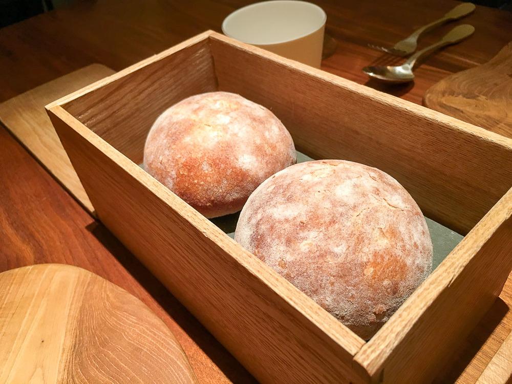 Rosemary Bread: 8/10