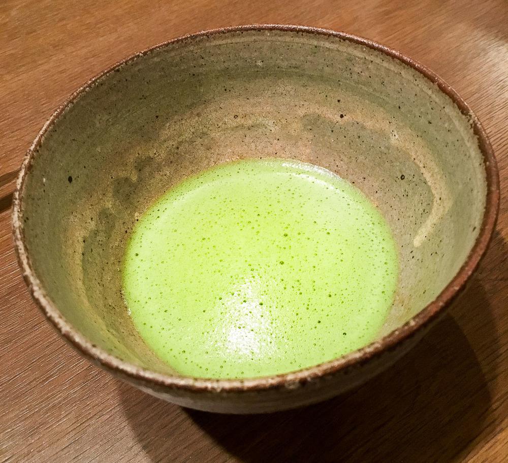 Last sip: Matcha, 8/10