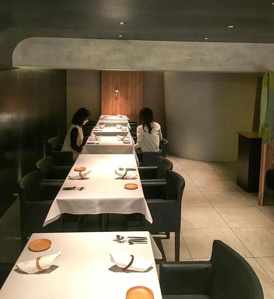 Ca Sento Dining Area