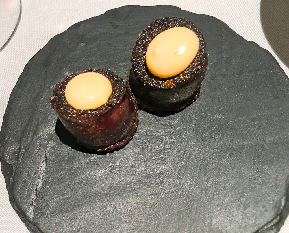 "Course 2E: ""Blood Sausage,"" 8/10"