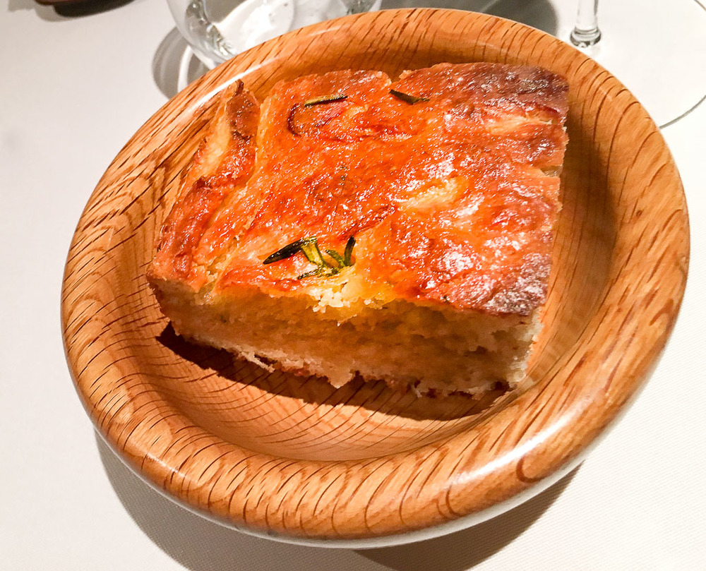 Course 2F: Focaccia Bread, 8/10
