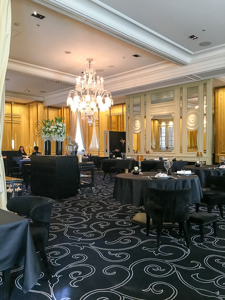 Joël Robuchon Dining Room