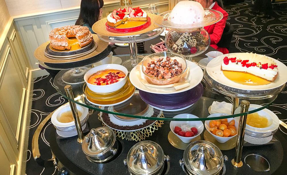 Course 5: Dessert Course 1, 9/10