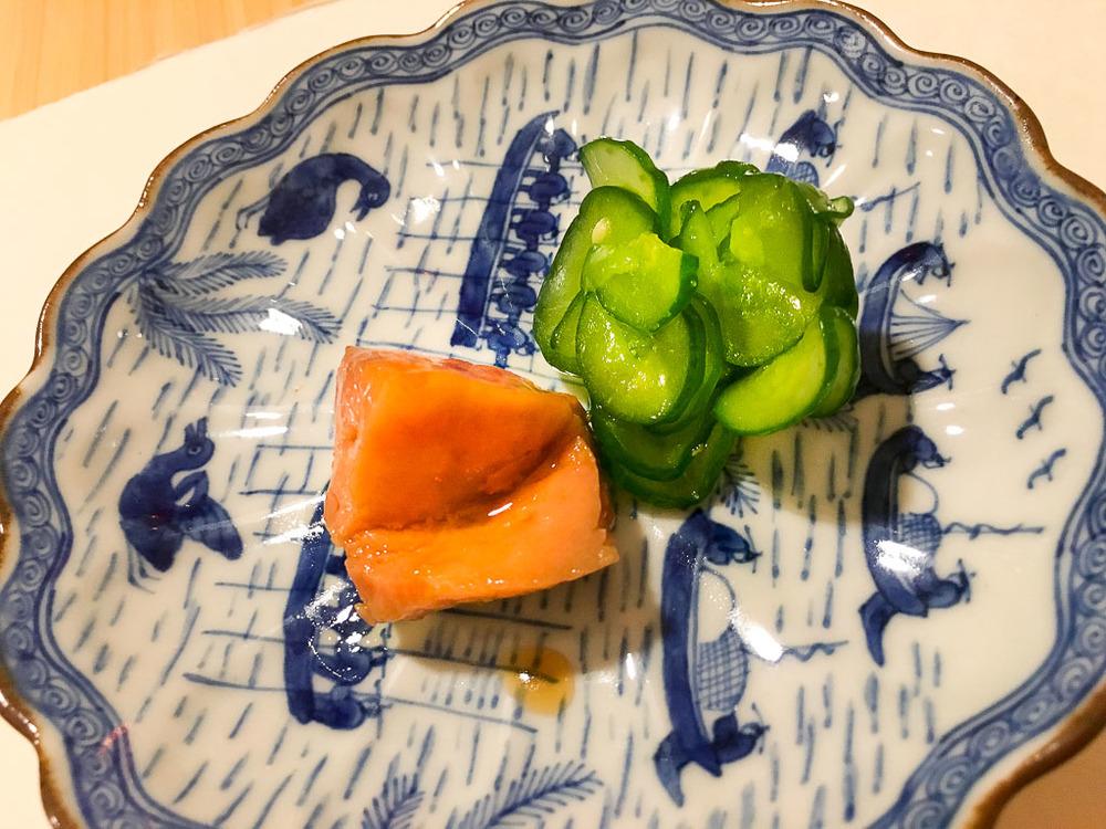 Course 3: Monkfish Liver, 10/10