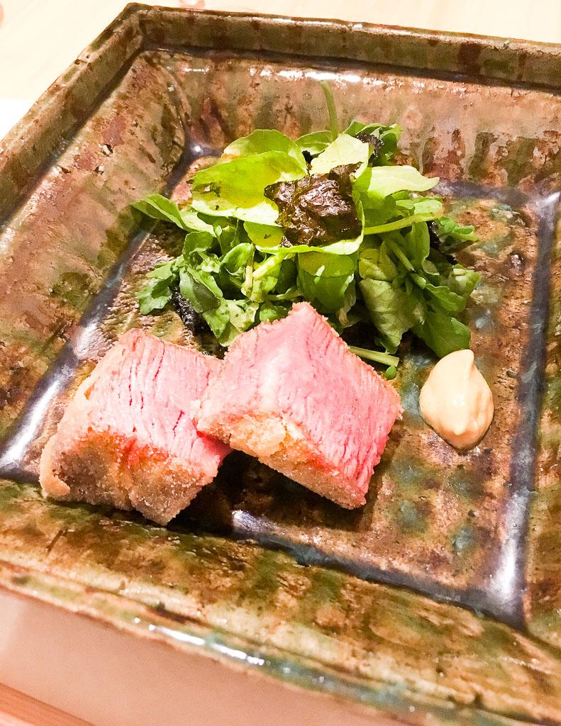 Course 8: Miyazaki Beef, 10/10
