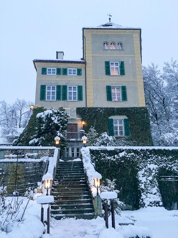 Schauenstein Exterior
