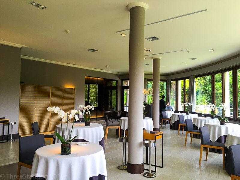 Martín Berasategui Dining Room