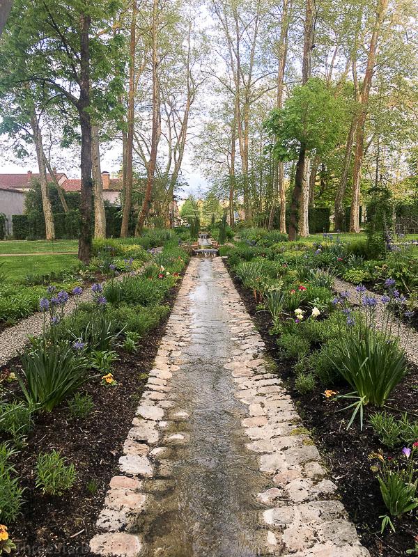 Les Prés d'Eugénie Gardens