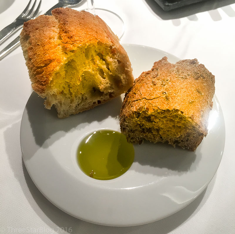 Bread + Olive Oil, 8/10