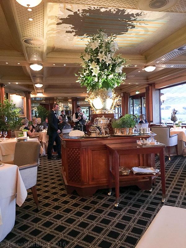 La Pergola Dining Room