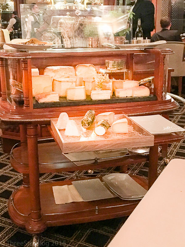 Course 8: Cheese Cart, 9/10
