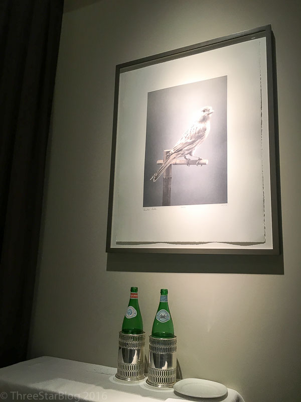 Osteria Francescana Decor