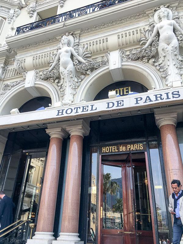 Hotel de Paris Exterior