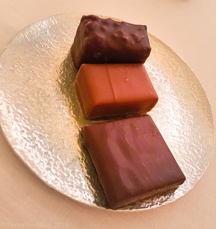 Last Bites: Chocolate, 9/10