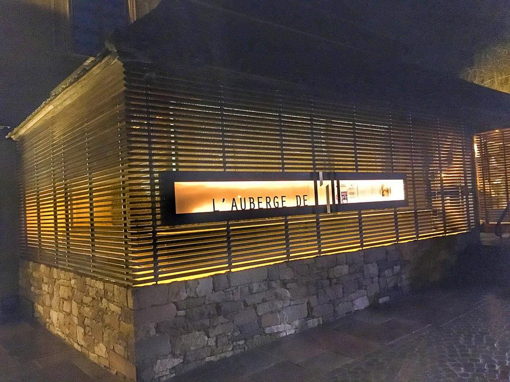 Auberge de L'Ill Exterior