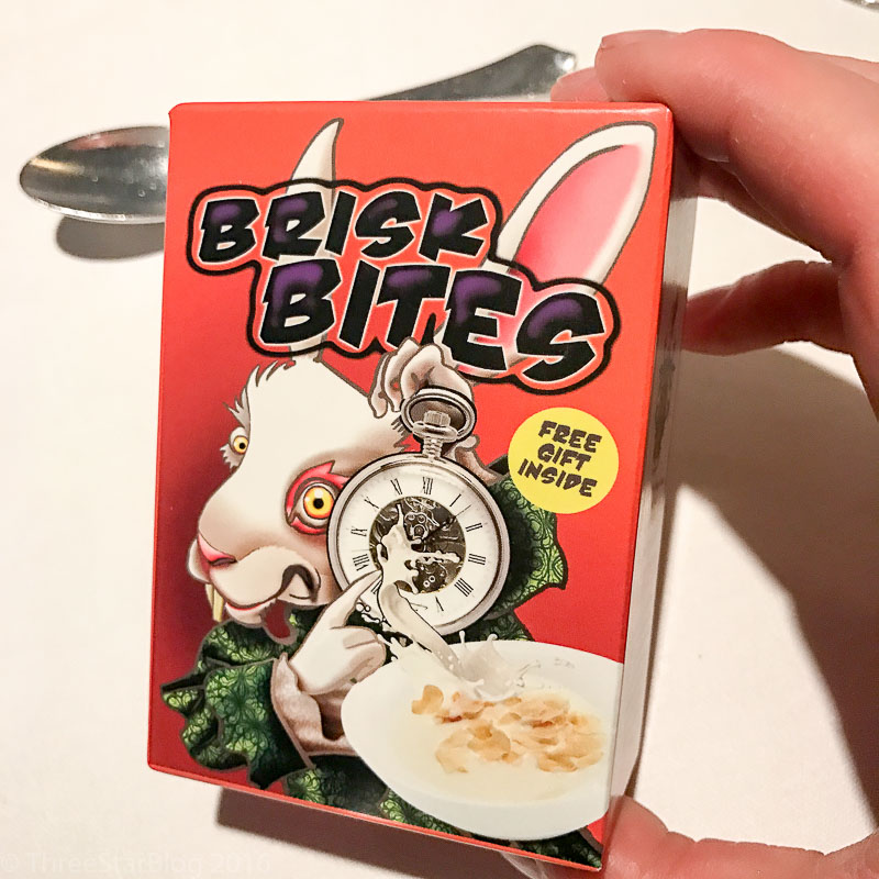 """Brisk Bites"""