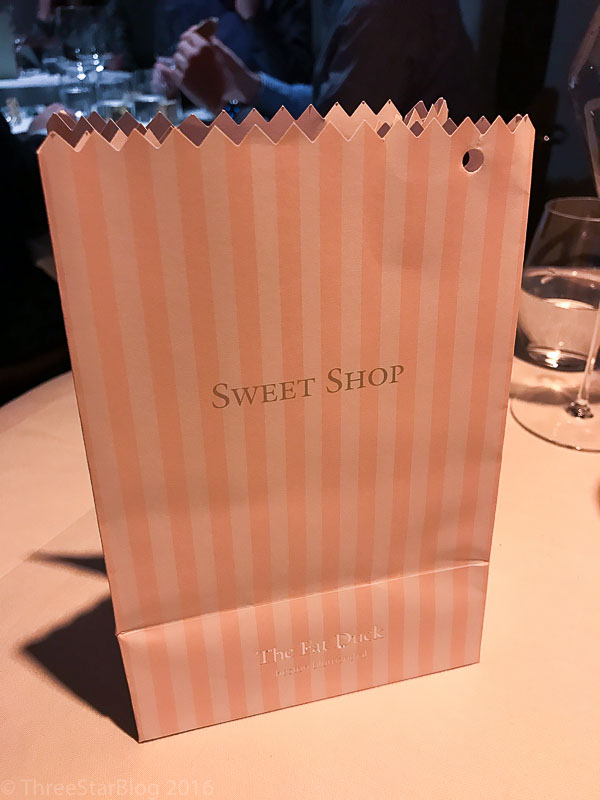 Sweet Shop Bag