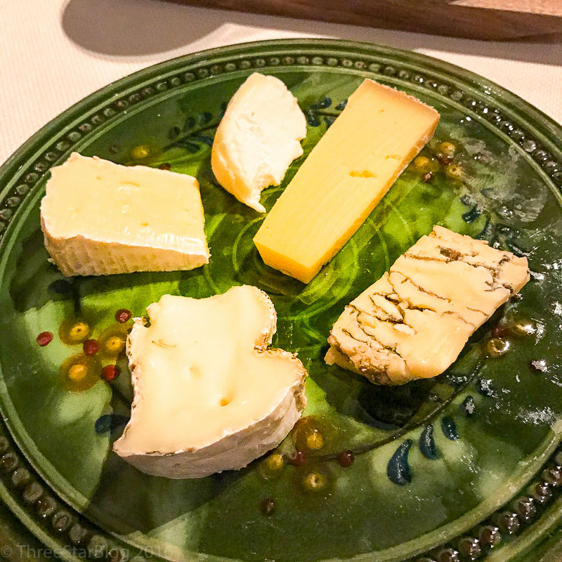 Course 8: Cheese